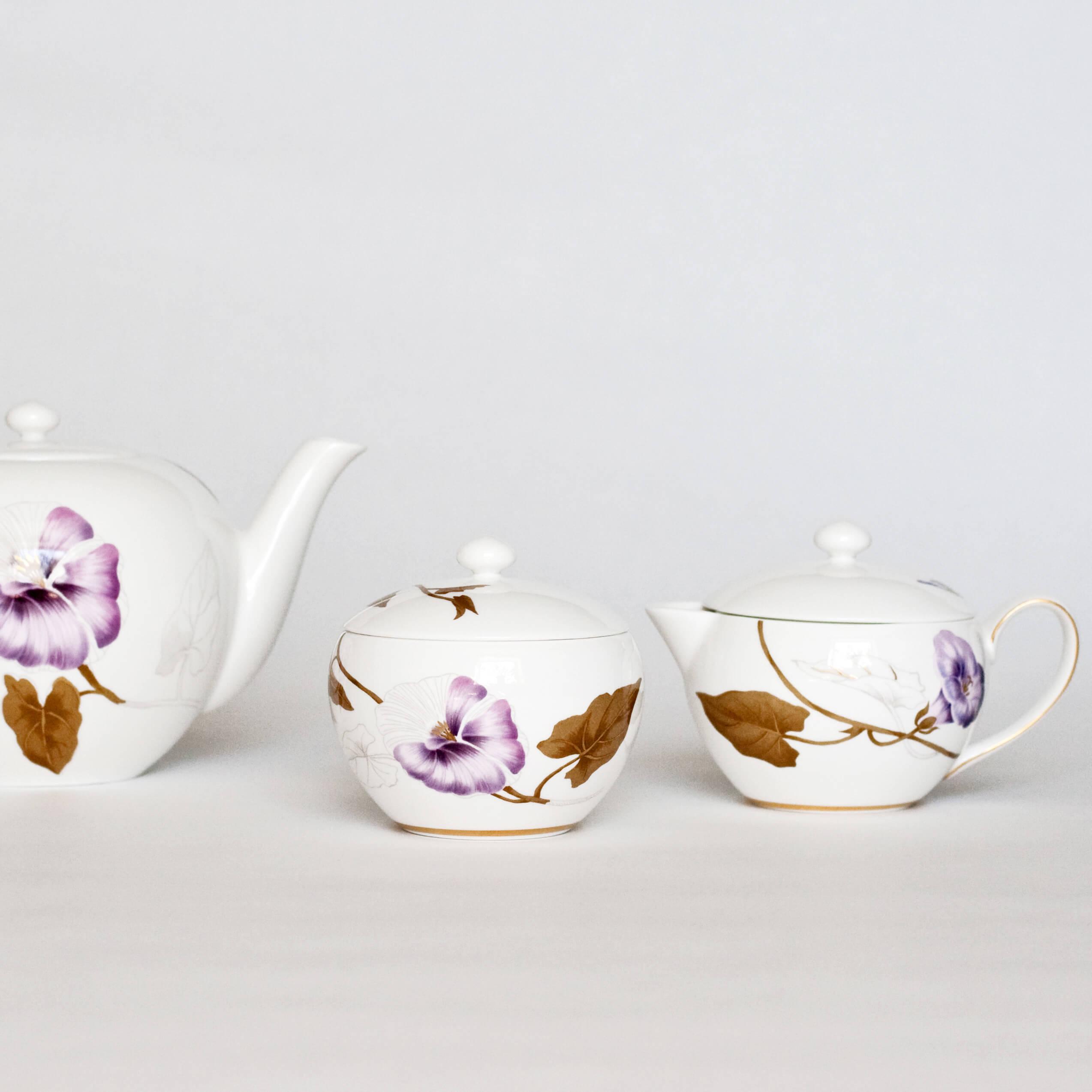 Lej flora royal copenhagen kaffestel_a table story eksklusiv serviceudlejning5