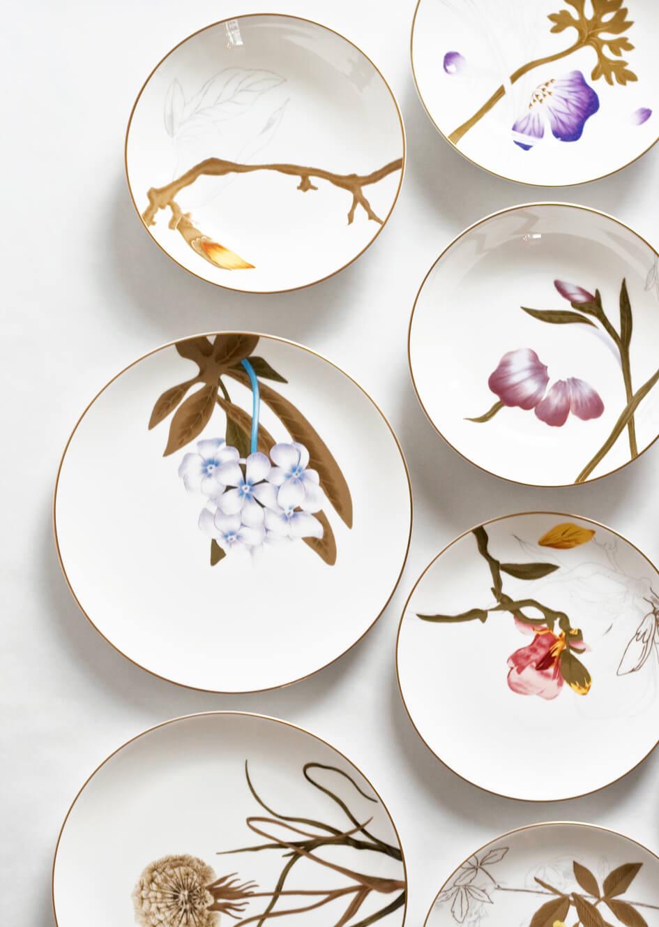 Royal Copenhagen_Flora_tallerkener_A table story_serviceudlejning købehavn
