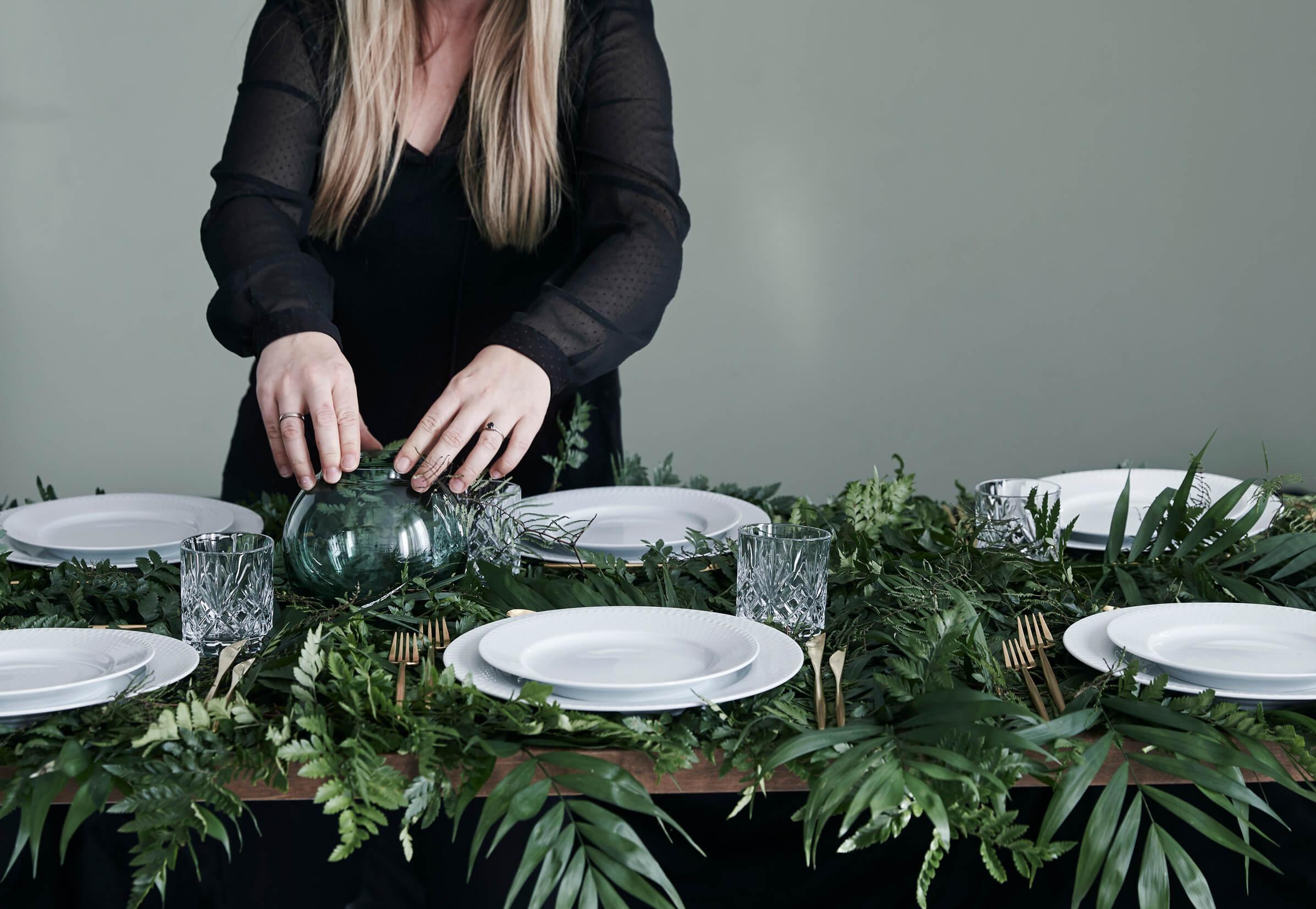 a table story_julebord_botanisk jul_serviceudlejning