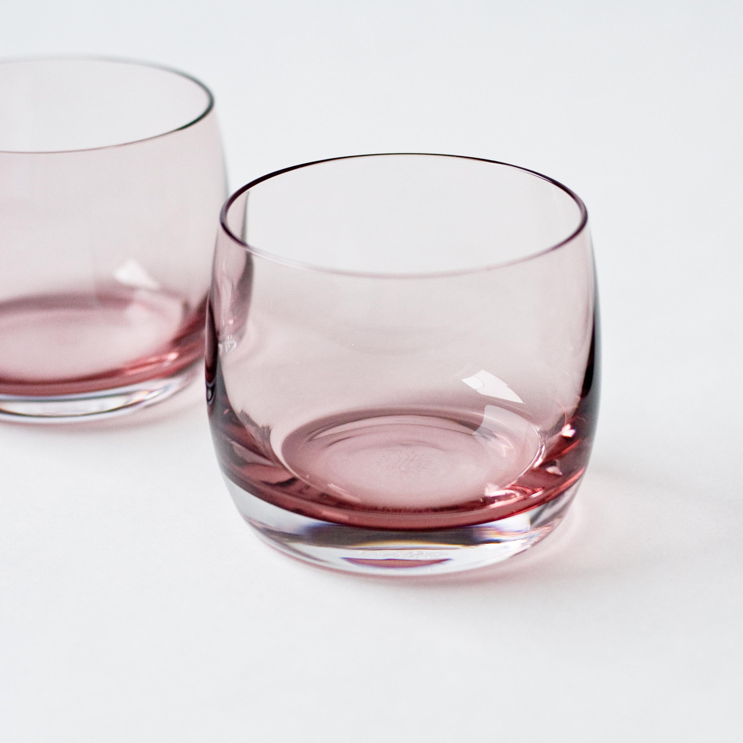 Lej Axel Brüel vandglas fra Lyngby Porcelæn hos A table story