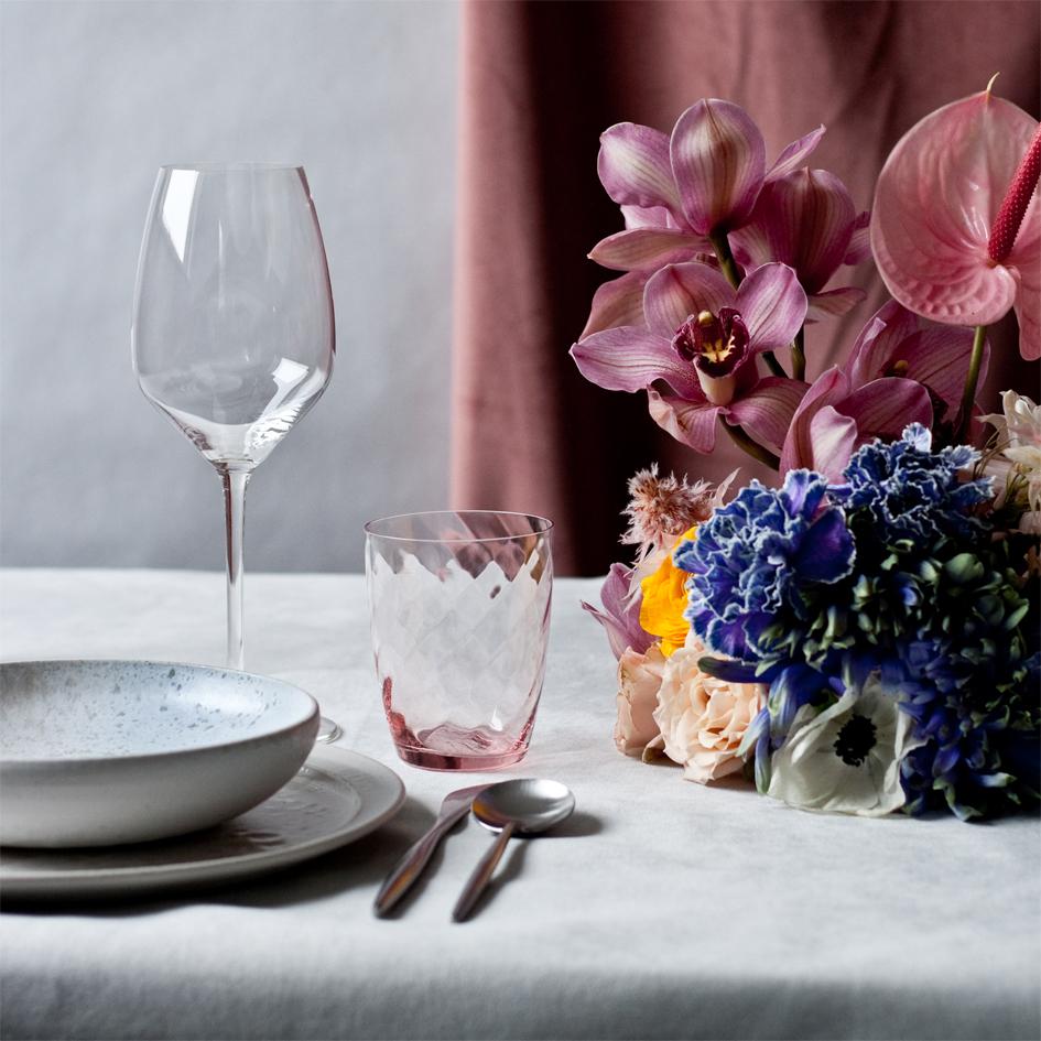 1Lej italienske swirl zafferano glas_A table story_serviceudlejning København2