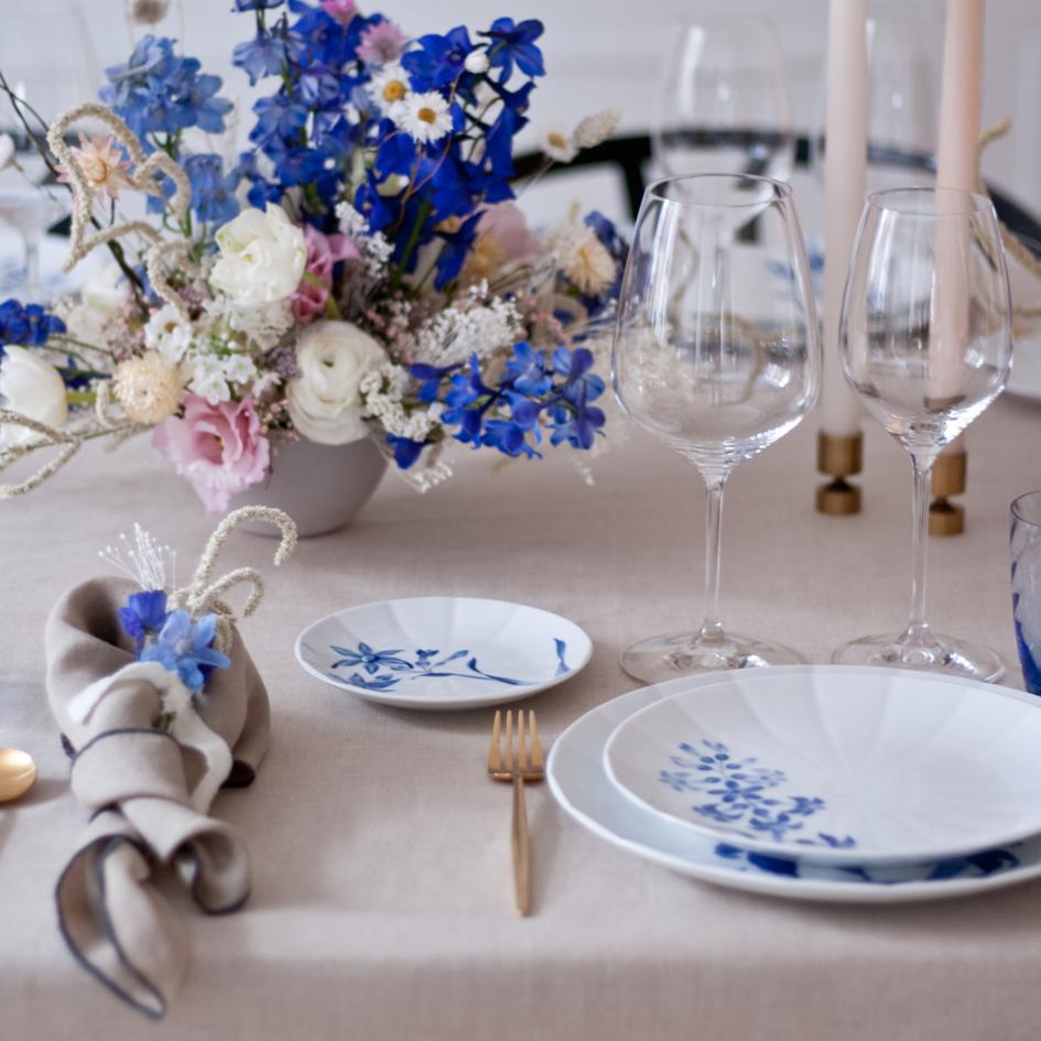 Lej Royal copenhagen blomst a table story serviceudlejning