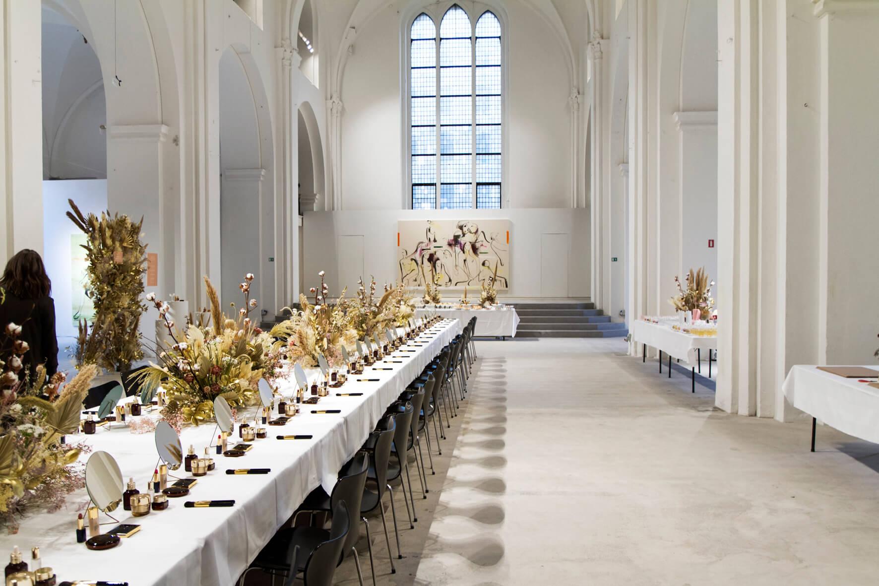 Estée Lauder beauty event