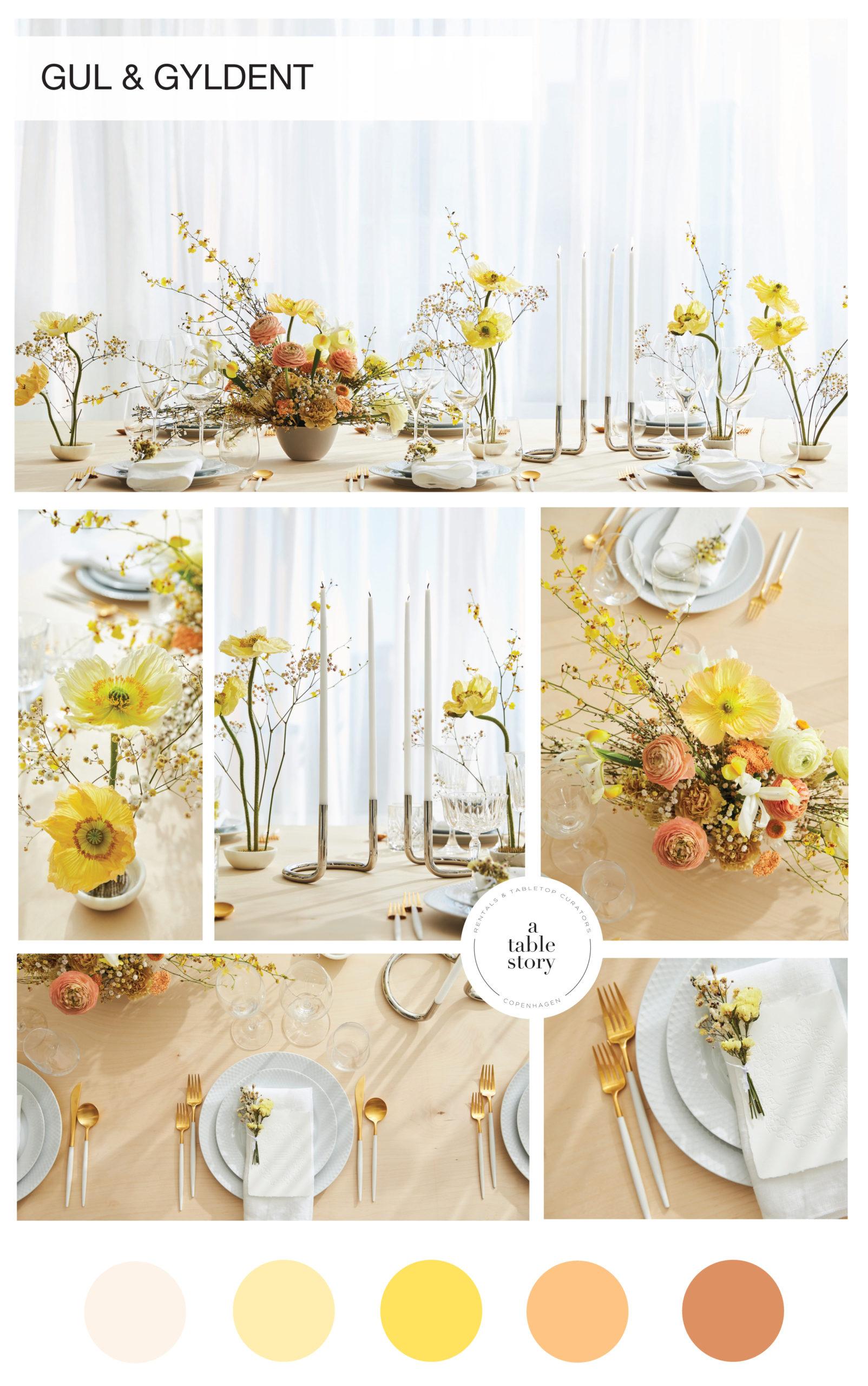 gul og gyldent_A table story