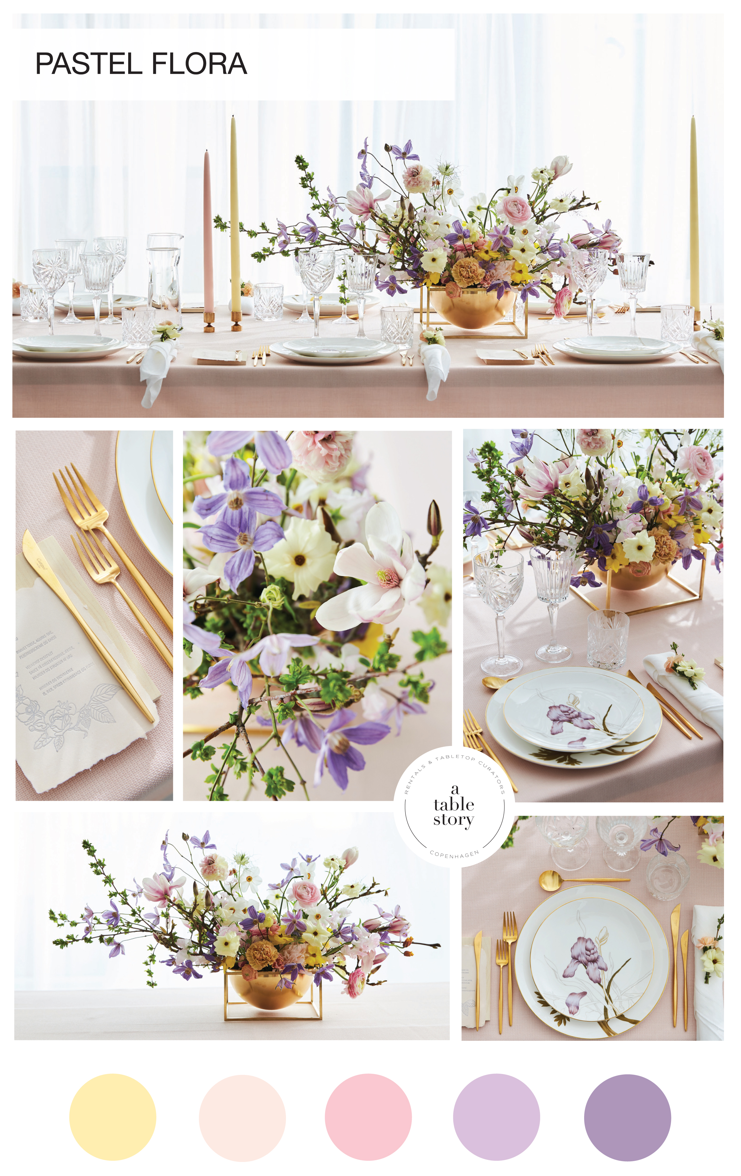 pastel flora_A table story