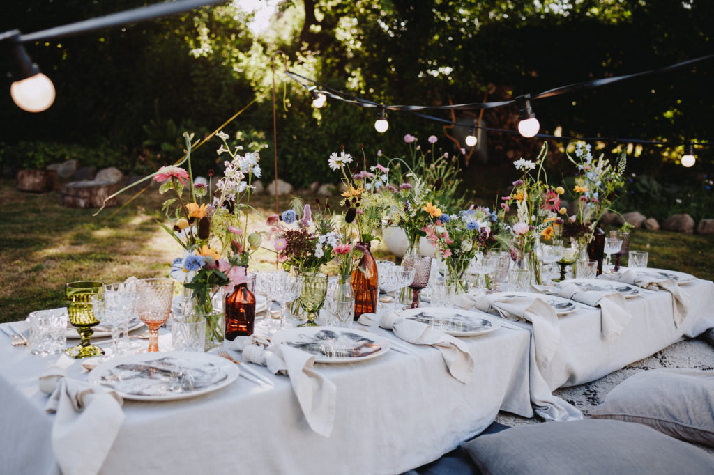 Sommerens bryllupper