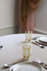 anddrape &drape a table story gardiner borddækning serviceudlejning